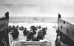 D-Day, June 6. 1944