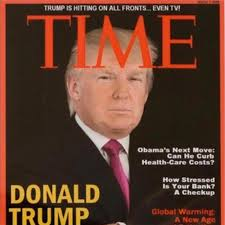 Trump Fake Time Magazine Cover