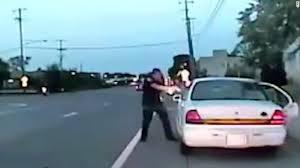 Dashcam footage of the shooting of Philando Castile
