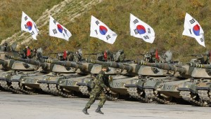 South Korean military