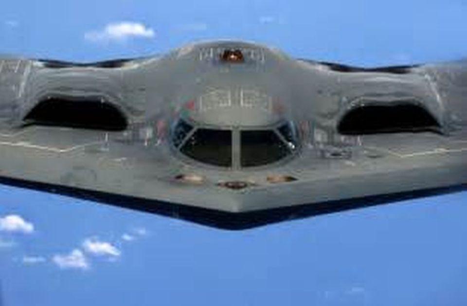B-2 Stealth Bomber, Korean fly-overs