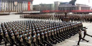 North Korean Military
