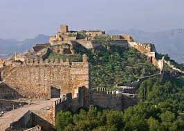 Sagunto, the Roman Fortress