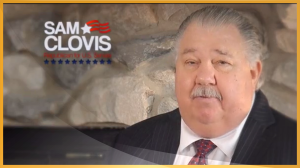Clovis run for Iowa Senate