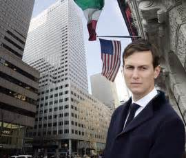 Jared Kushner at 666 5th Avenue