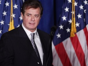 Paul Manafor, former Trump campaign chair