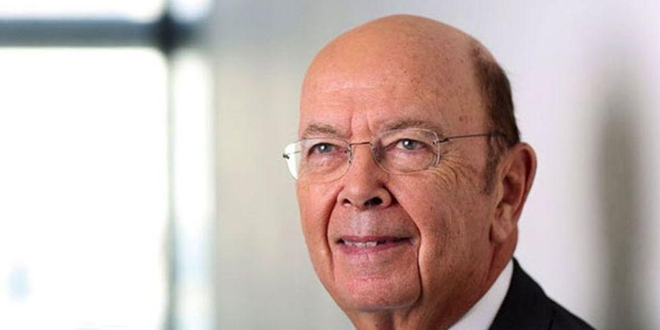 Wilbur Ross, Commerce Secretary